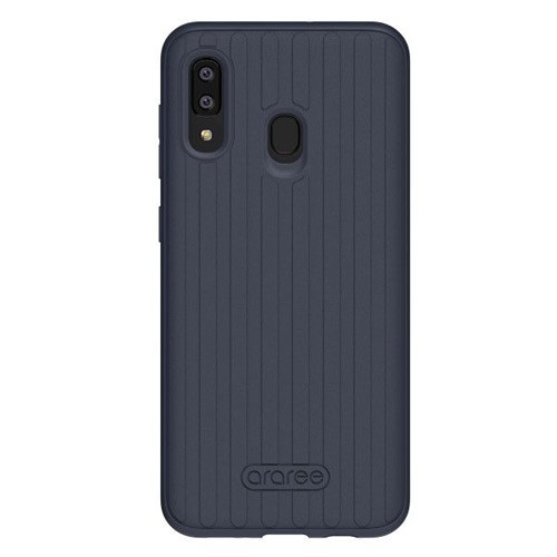 Araree Airdome for Samsung Galaxy A30 - Blue