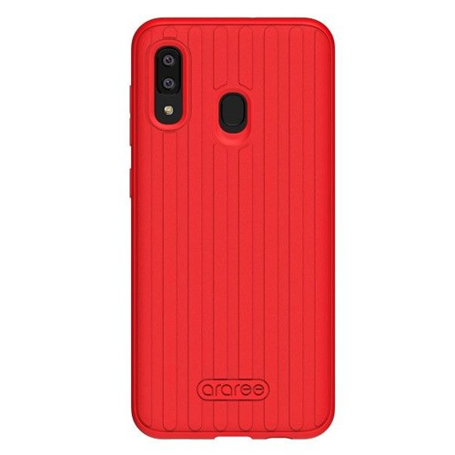 Araree Airdome for Samsung Galaxy A30 - Red