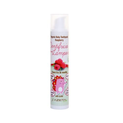 Azeta Bio Italian Organic Toothpaste Raspberry 50ml