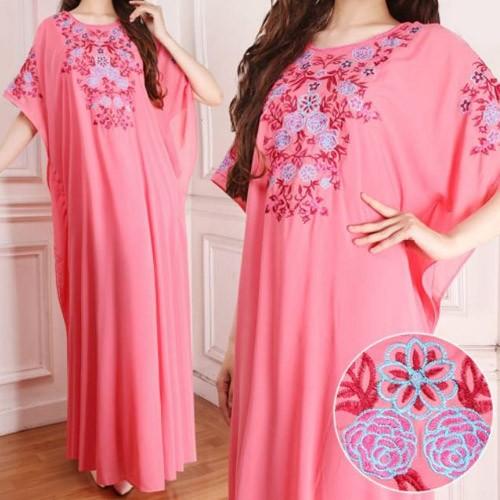 Kaftan Syaidah 180410 - Pink