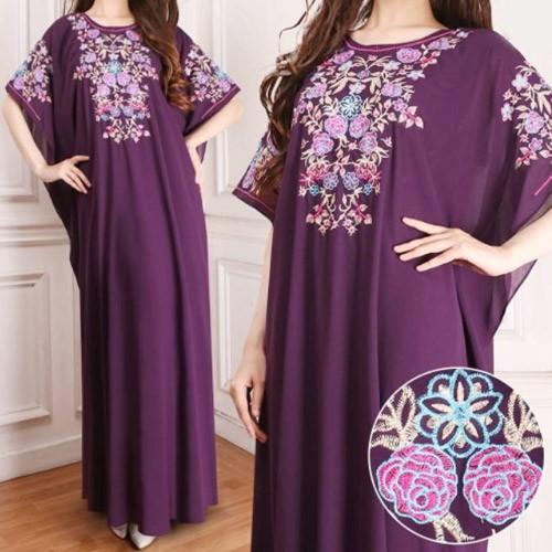 Kaftan Syaidah 180410 - Purple