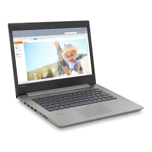 Lenovo Notebook IP330-14IKBR 81G20073ID - Platinum Grey