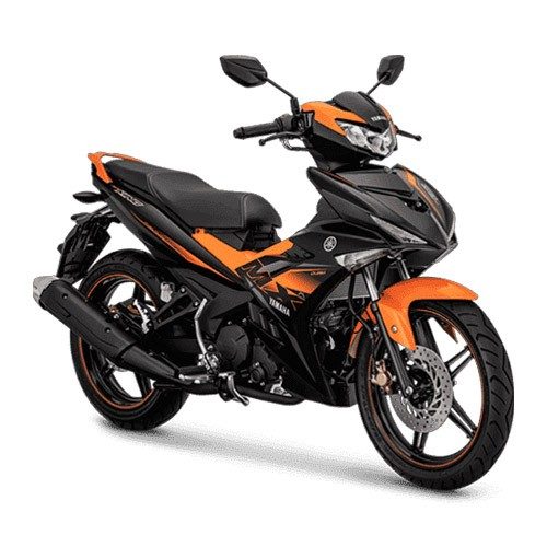 Yamaha Sepeda Motor MX King - Metallic Orange (Bekasi & Depok)