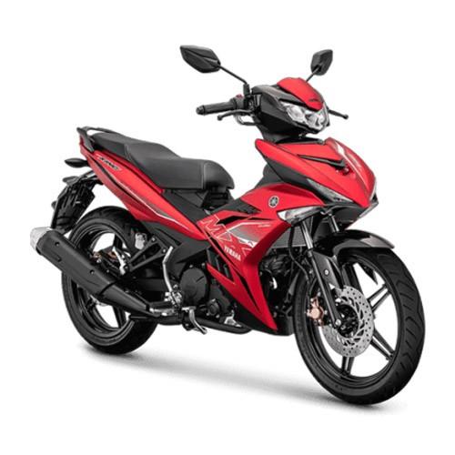 Yamaha Sepeda Motor MX King - Mattle Red (Bekasi & Depok)