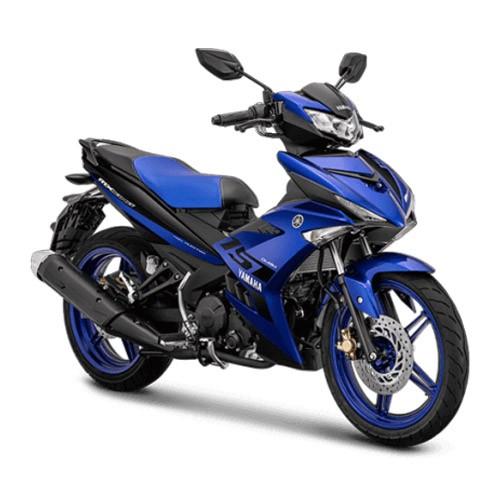 Yamaha Sepeda Motor MX King - Metallic Blue (Bekasi & Depok)