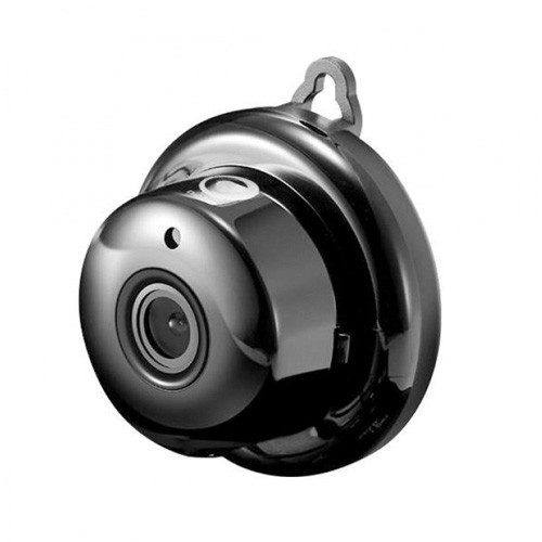 Mini Smart WiFi Camera 2.1mm Super Wide Lens V380 720P - DG-MYQ