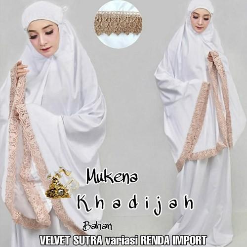 Mukena Khadijah 179231