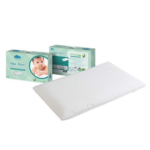 COMFY BABY CLASSIC NEWBORN MEMORY FOAM PILLOW