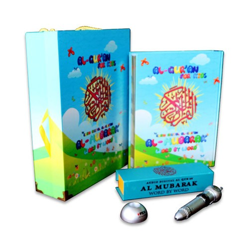 Pen Al-Qur'an Digital Muslim For Kids