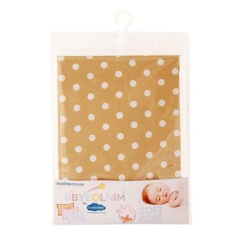 Comfy Baby Adjustable  Sarung Bantal - Brown