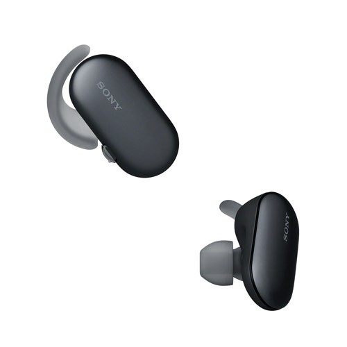 Sony Wireless Headphone Sport WF-SP900 - Black