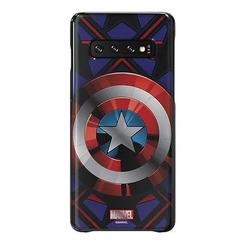 Samsung Captain America Case for Samsung Galaxy S10