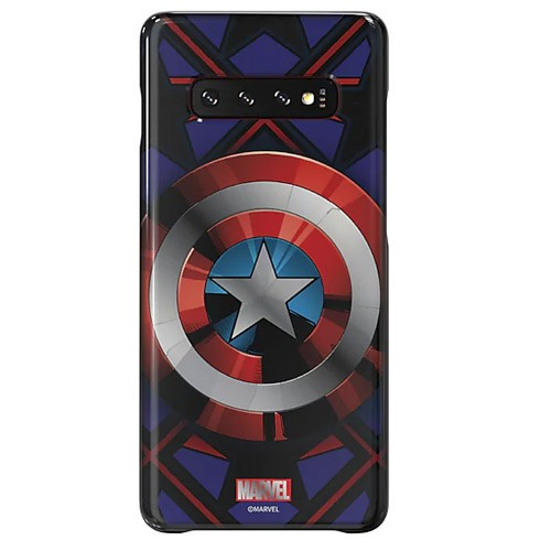 Samsung Captain America Case for Samsung Galaxy S10+