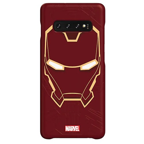Samsung Iron Man Case for Samsung Galaxy S10+