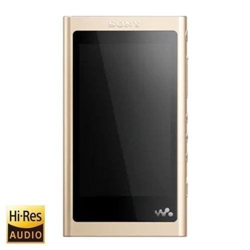 Sony Walkman with High Resolution Audio NW-A55 - Gold