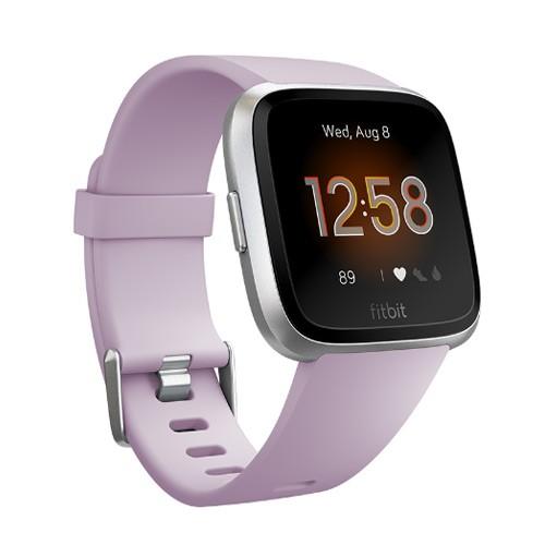 Fitbit Versa Lite - Lilac/Silver