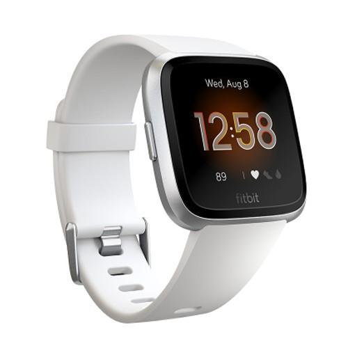 Fitbit Versa Lite - White/Silver