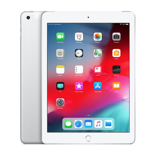 Apple iPad 6 (9.7 inch) Wi-Fi + Cellular 32GB - Silver