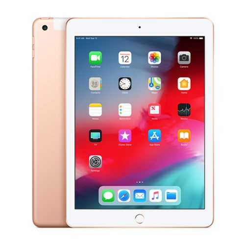 Apple iPad 6 (9.7 inch) Wi-Fi + Cellular 128GB - Gold