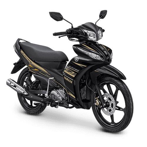 Yamaha Sepeda Motor Jupiter Z1 CW FI - Black Winner (Bekasi & Depok)