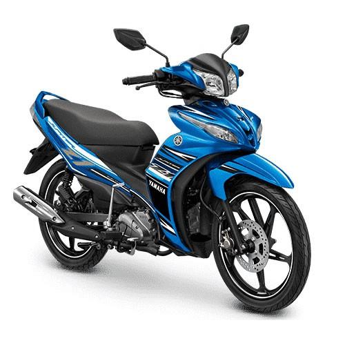 Yamaha Sepeda Motor Jupiter Z1 CW FI  - Blue Racing Hero (Bekasi & Depok)
