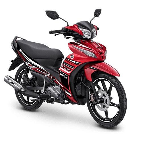 Yamaha Sepeda Motor Jupiter Z1 CW FI  - Red Champion (Bekasi & Depok)