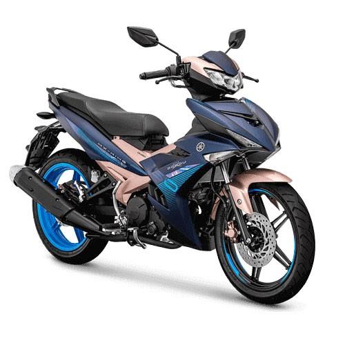 Yamaha Sepeda Motor MX King 150 DOXOU Version (Bekasi & Depok)