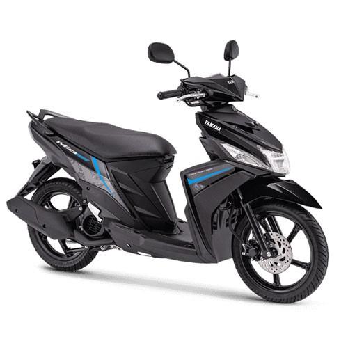 Yamaha Sepeda Motor Mio M3 125 Blue Core - Ammazing Black (Bekasi & Depok)