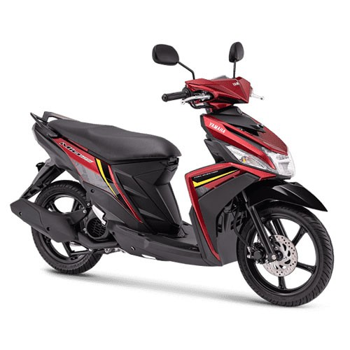 Yamaha Sepeda Motor Mio M3 125 Blue Core - Attractive Red (Bekasi & Depok)