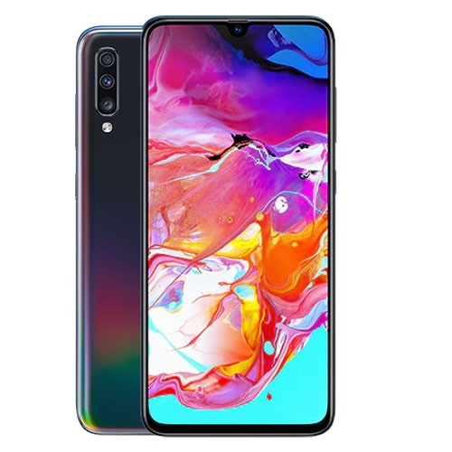 Samsung Galaxy A70 - Black