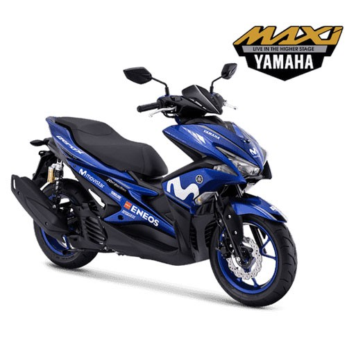 Yamaha Sepeda Motor Aerox 155 GP (Tangerang)