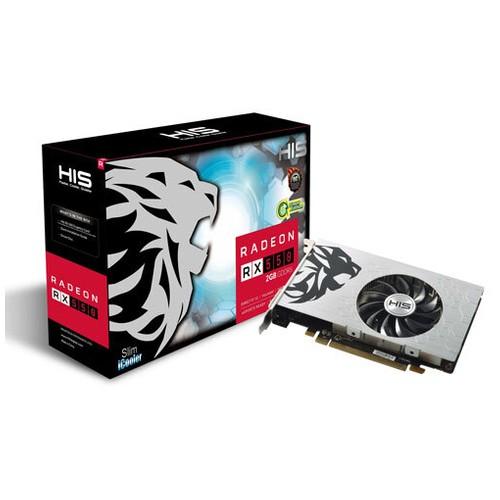 HIS RADEON RX 550 2GB GDDR5