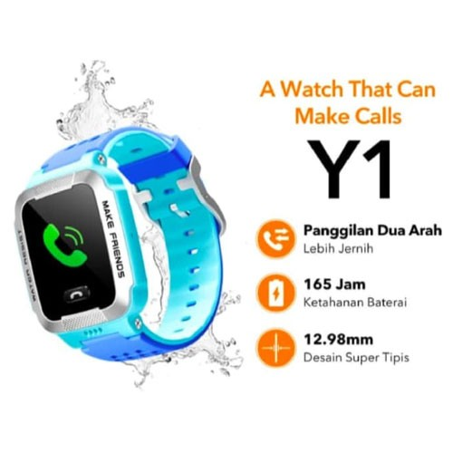 Imoo Watch Phone Y1 - Blue