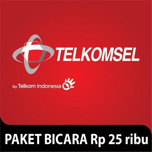 Telkomsel Paket Bicara Rp 25.000
