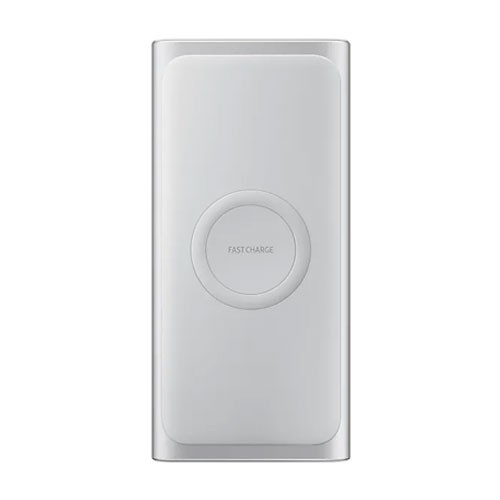 Samsung Wireless Battery Pack 10,000 mAh EB-U1200CSEGWW - Silver