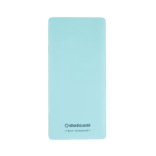 Delcell Power Bank Eco 10.000mAh - Light Blue