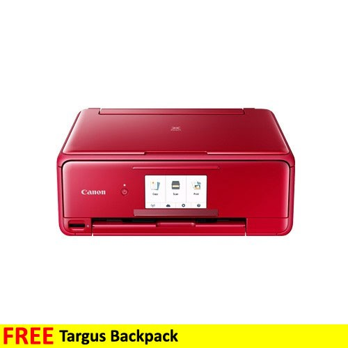 Canon Printer PIXMA TS8170 - Red