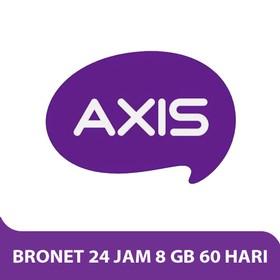 Axis Bronet 24Jam 8GB 60 ha