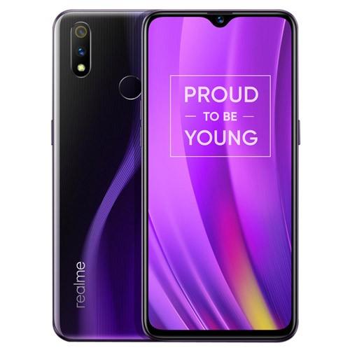 Realme 3 Pro (RAM 4GB/64GB) - Lighting Purple