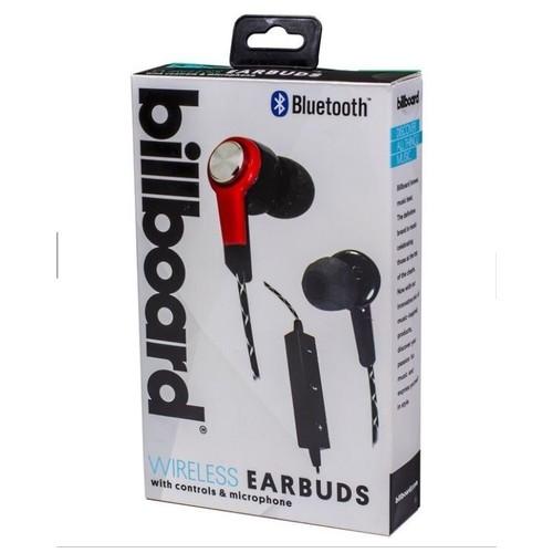 Billboard Bluetooth Earbuds