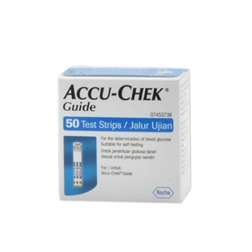 Accu-Chek Guide 50 Test Str