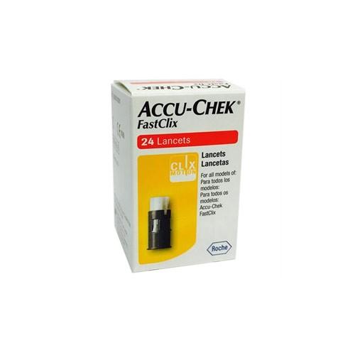 Accu-Chek FastClix 24 Lancets