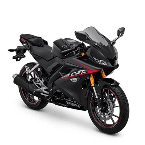 Yamaha Sepeda Motor All New R15 VVA - Racing Black (Bekasi & Depok)