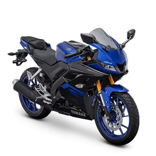 Yamaha Sepeda Motor All New R15 VVA - Racing Blue (Bekasi & Depok)