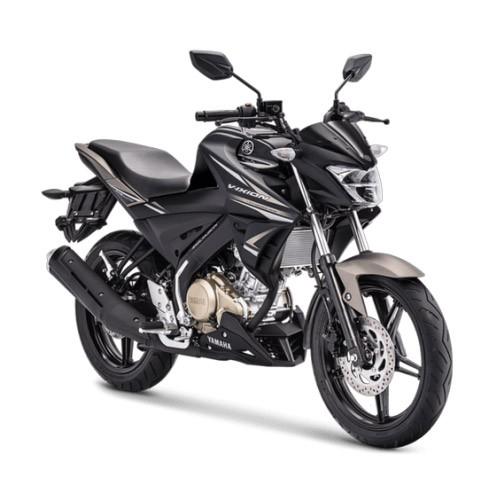 Yamaha Sepeda Motor All New Vixion - Matte Black (Bekasi & Depok)