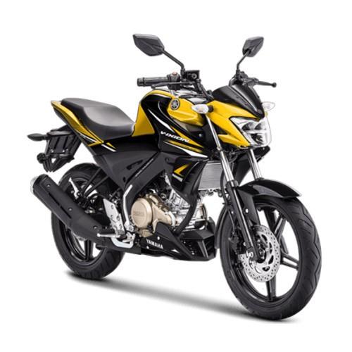 Yamaha Sepeda Motor  All New Vixion - Metallic Yellow (Jakarta)
