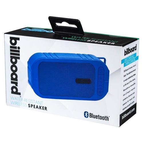 Billboard Water Resistant Bluetooth Speaker