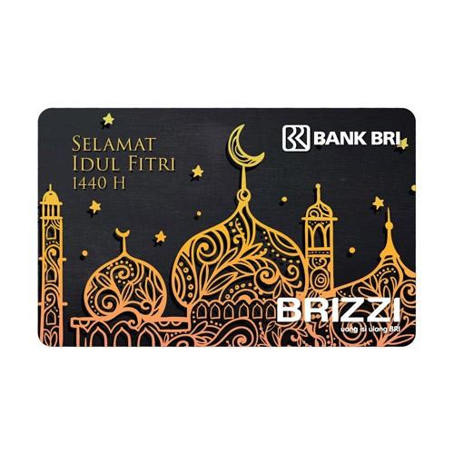 Brizzi BRI Selamat Idul Fitri - Black