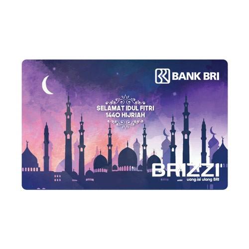 Brizzi BRI Selamat Idul Fitri - Purple