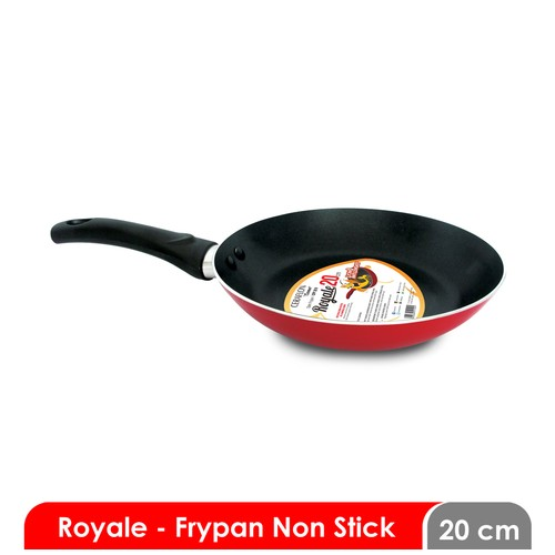 Cosmos CFP 20 R - Frying Pan 20 cm - Non Stick Royale
